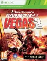 Tom Clancy's Rainbow Six Vegas 2 (X360/XONE) - elektronická licence