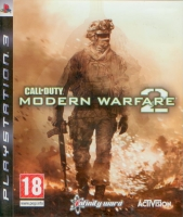 Call of Duty: Modern Warfare 2 (PS3) použité