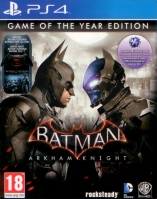 Batman: Arkham Knight Game of the Year Edition (PS4)