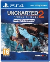 Uncharted 2: Among Thieves (PS4) použité