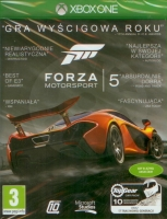Forza Motorsport 5 Game of the Year (XONE) použité