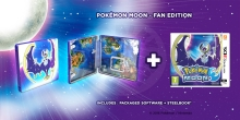 Pokémon Moon - Steelbook Edition (3DS)