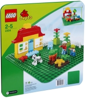 LEGO DUPLO Classic 2304 LEGO® DUPLO® Large Green Building Plate
