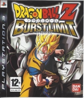 Dragon Ball Z: Burst Limit (PS3) použité