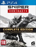 Sniper Ghost Warriors Contracts Complete Edition (PS4)