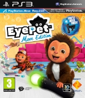 EyePet: Move Edition (PS3) použité