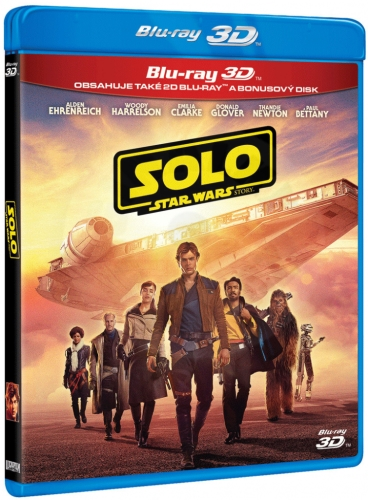 Solo: A Star Wars Story +D(BD)
