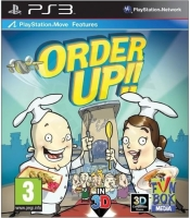 Order Up!! (PS3)
