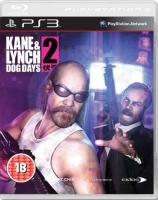 Kane&Lynch 2: Dog Days (PS3) použité