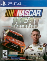 Nascar Heat: Evolution (PS4)