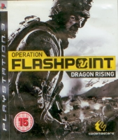 Operation Flashpoint: Dragon Rising (PS3) použité