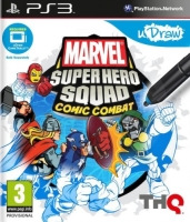 uDraw Marvel Super Hero Squad: Comic Combat (PS3)