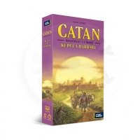 Settlers of Catan: Buyers and barbarians - expansion to 5-6 players