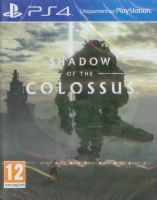 Shadow of the Colossus (PS4) použité