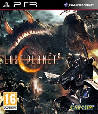 Lost Planet 2 (PS3)
