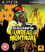 Red Dead Redemption: Undead Nightmare (PS3) použité