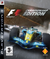 Formula One: Championship Edition (PS3) použité