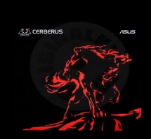 ASUS Cerberus Mat Mini Red podložka pod myš (PC)