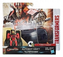 Hasbro Transformers TRA MV5 - Autobot Drift
