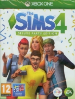 The Sims 4 Deluxe Party Edition (XONE)