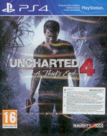 Uncharted 4: A Thief's End (PS4) použité