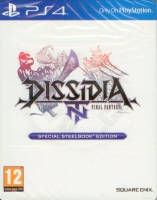 Dissidia Final Fantasy NT Steelbook Edition (PS4)