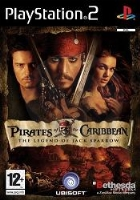 Pirates of The Caribbean: The Legend of The Jack Sparrow (PS2) použité