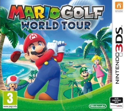 Mario Golf World Tour (3DS)