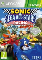 Sonic and Sega All-Stars Racing with Banjo-Kazooie (X360)