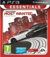 Need for Speed Most Wanted 2 (PS3)