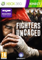 Fighters Uncaged: Kinect (X360) použité