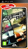 Need for Speed: Most Wanted 5-1-0 (PSP) použité