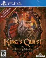 King´s Quest Complete Collection (PS4)
