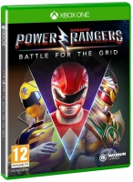 Power Rangers: Battle for the Grid Collector's Edition (XONE)