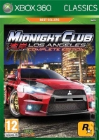 Midnight Club Los Angeles - Complete Edition (X360)