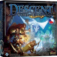 Descent: Journey in the dark - Druhá edícia
