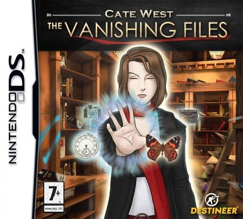 Cate West: The Vanishing Files (DS)