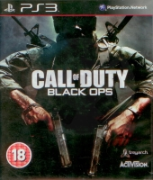 Call of Duty: Black Ops (PS3) použité