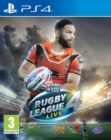 Rugby League Live 4 (PS4) použité