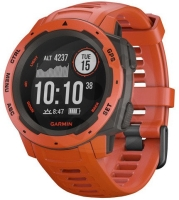 Garmin Instinct - red