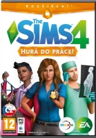 The Sims 4: Hurá do práce (PC/Mac)