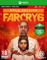 Far Cry 6 Gold Edition (XONE/XSX)
