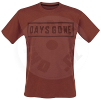 Days Gone - Tonal Logo Men's T-shirt - L