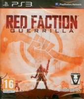 Red Faction: Guerrilla (PS3) použité