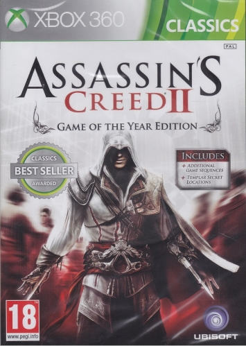 Assassin´s Creed II Game of the Year Edition (X360)