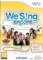 We Sing Encore (Wii)