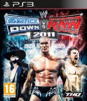 WWE SmackDown vs. Raw 2011 (PS3) použité