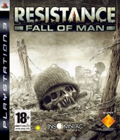 Resistance: Fall of Man (PS3) použité