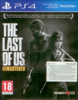 The Last of Us Remastered (PS4) použité