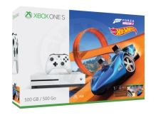 Microsoft Xbox One S 500 GB Forza Horizon 3 Hot Wheels Bundle